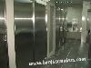 ประตูห้องน้ำสแตนเลส BJS